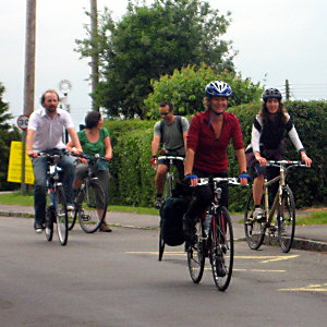 Sustrans Bike Ride