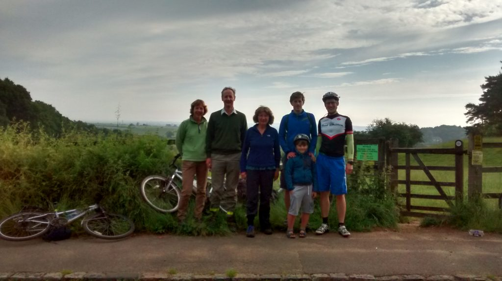 Almost the Solstice Ride, 19 June 2016