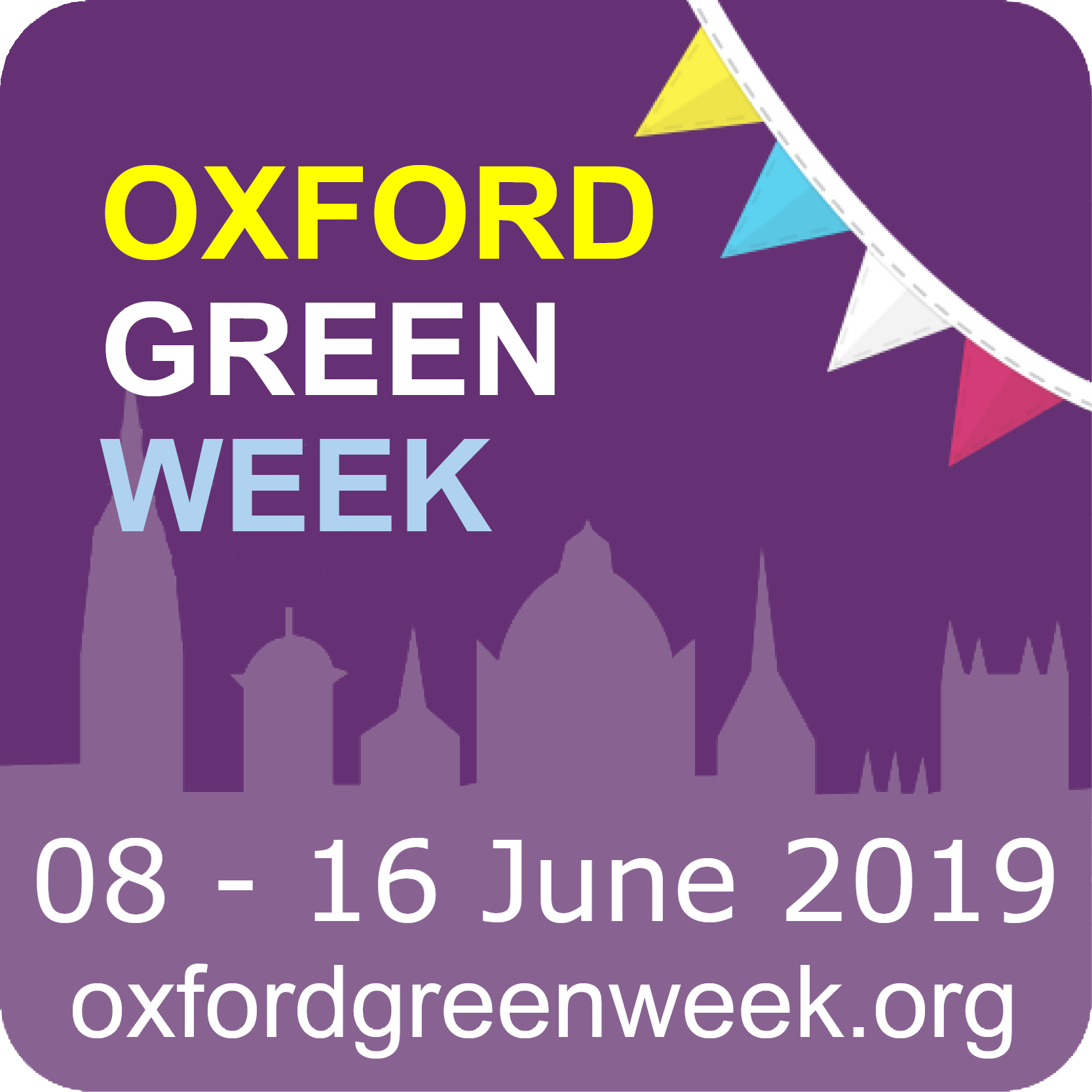 Oxford Green Week 2019 logo
